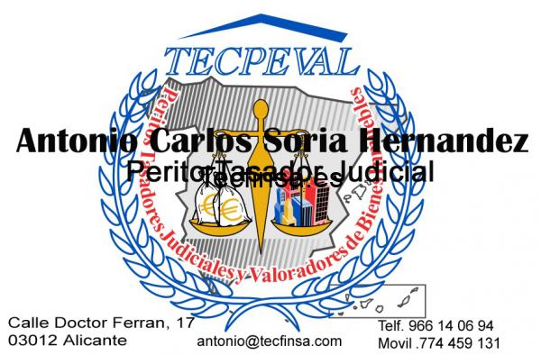 Tasaciones Judiciales
